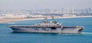 USS Makin Island by Hawkeye2011