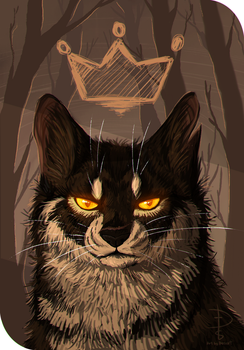 Tigerstar by Fox-Desert