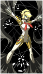 AIGIS - SHADOW ATTACK by GREAT-DUDE