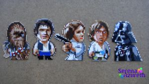 Star Wars Group Bead Sprite by SerenaAzureth