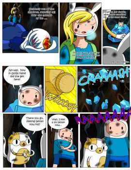 Adventure Time - Page 9 by Mgx0