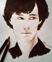 Young Sherlock by BellaLubaja
