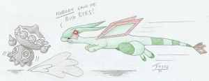 Never Insult A Flygon by tessa7338