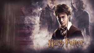 Harry Potter Wallpaper by StefinaGraphicART