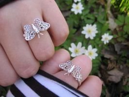 butterfly engagement by mykindofviolence