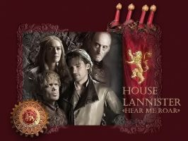 House Lannister by vincha