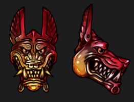Wulf Mask Reference by The-Monstrum