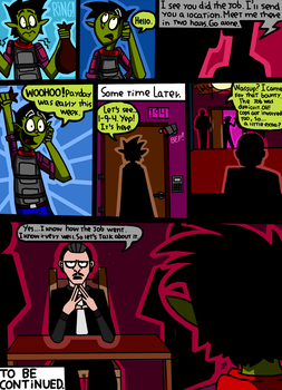 Headhunters Chapter 2 page (11-11) by Emineitor