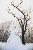 Snow Queen by IcyIrena