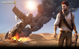 Uncharted 3 Drake's Deception by joelio13
