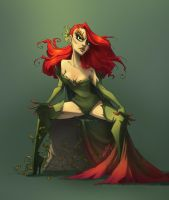 Poison Ivy by Red-Vanilla19