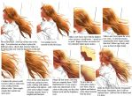 Coloring Hair realistic by manic-goose
