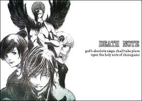 Death Note::: Vol.10 by tsukimikaze