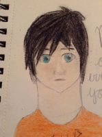 Percy Jackson by notebook-art
