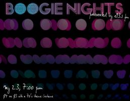 BOOGIE NIGHTS - The Postcard by ehmjay