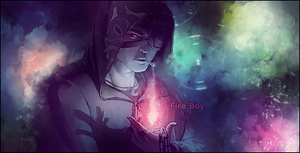 Fire Boy by MrElement26