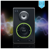 Vox music player icon 1.0 by D1m22