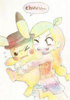 Hug the chu by scilk
