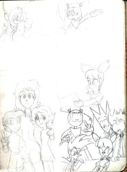Crossover MLaaTR-I.G. sketch by misoguchi