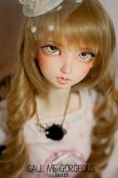 Face-up: LUTS Soony by cats10