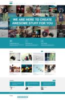 Clear - Professional HTML5 Creative Template by DarkStaLkeRR