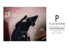 PLATEFORM ISSUE #53 by PLATEFORM