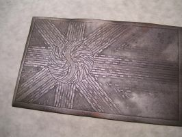 Etched steel by creativeetching