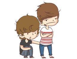 Caricaturas De One Direction by MiiLiiEdittions
