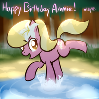Happy Birthday Amnesty! by Why485