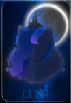 [Princess Luna] Regret in Retrograde by RicePoison