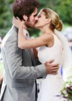 Captain SWAN wedding by Bleach-Fairy