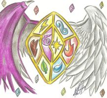The Talisman Of Gems by DracorusTerra