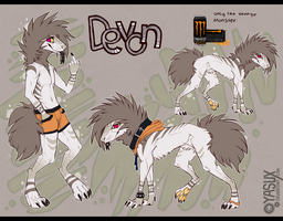 Devon [Adoptable] by Yasux