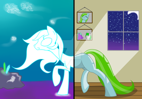 Entering The Other Side by AlphaAquilae