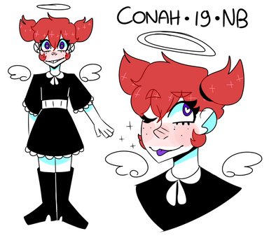 CONAH ref by ghostxce