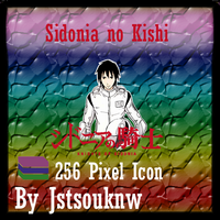 Sidonia no kishi - Anime icon by jstsouknw