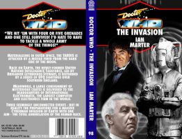 Doctor Who - The Invasion by DrWho50thAnniversary