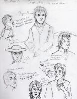 Meriwether Lewis and his expressions by Rebelise1776