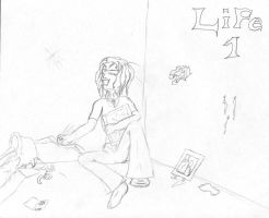 LIfe 1 cover by AmaltheaTwin