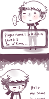 "Player name: aaaaa ""the start"" by WikiME"