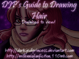 DJP's Guide to Drawing Hair by DarkJediPrincess