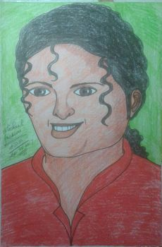 Michael Jackson Realistic Style by adrian154