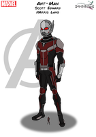 Ant-Man by PhoenixStudios91