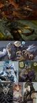 [LoL] champs compilation 2 by zuqling