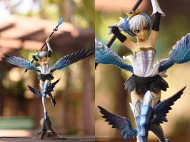 Odin Sphere:Valkyrie Gwendolyn by BlackMageAlodia