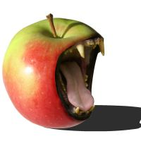 Apple by Painter6