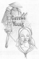 Defend Yourself by FireDestined4