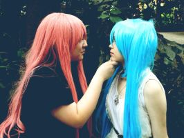 Come here. - VOCALOID by miyuki-chan8D