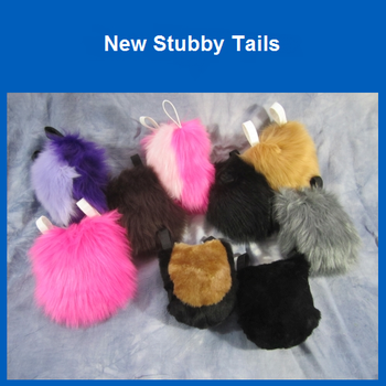 New Stubby Tails by Lascivus-Lutra