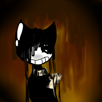 Bendy Ink my Account VK by Notavily